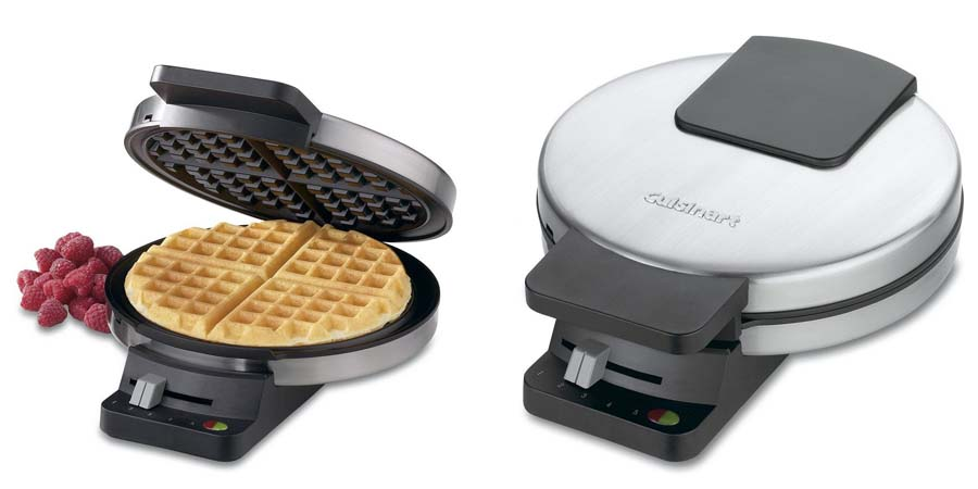 Cuisinart Traditional Waffle Maker Review