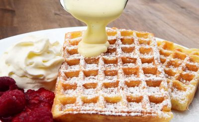 How Does A Waffle Iron Work?