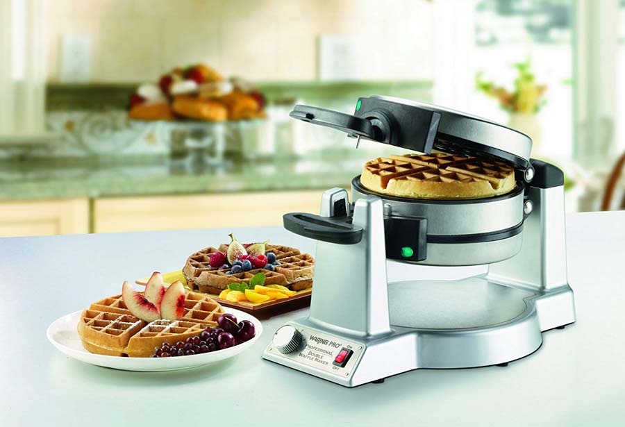 Waring Professional Belgian Waffle Maker Review
