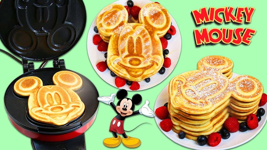 Mickey Mouse Waffle Maker Review