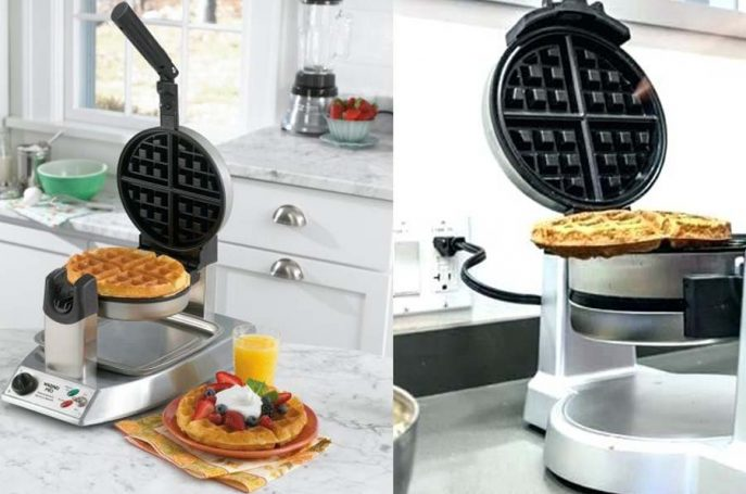 Waring WMK300A Pro Professional Waffle Maker Review