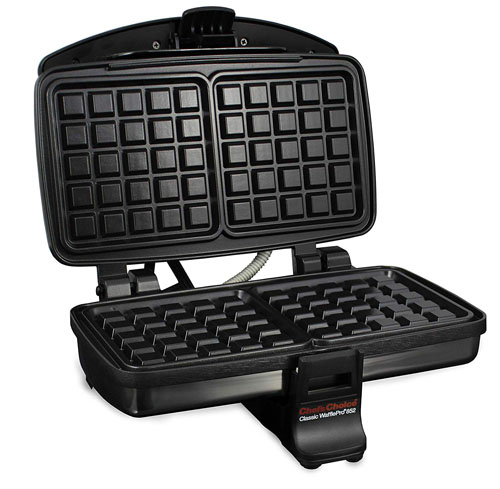 Chef's Choice 852 Classic Wafflepro 2 Square Waffle Maker